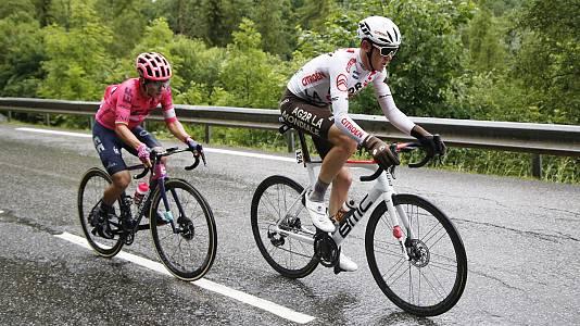 Tour de Francia. Etapa 9: Cluses - Tignes
