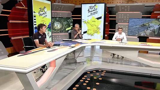 Programa Tour de Francia - 06/07/21