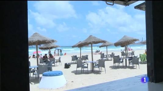 Los chiringuitos son uno de los atractivos de nuestras playa