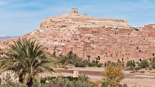 Marruecos: La ciudad de Uarzazate