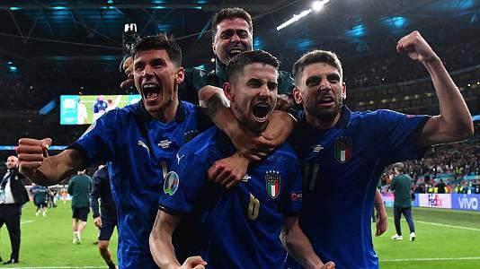 España cae ante Italia en la tanda de penaltis