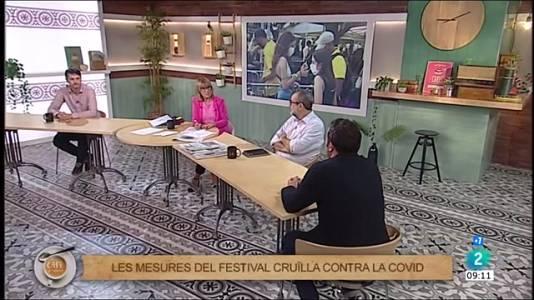 González Cambray, Festival Cruïlla i Isidre Esteve