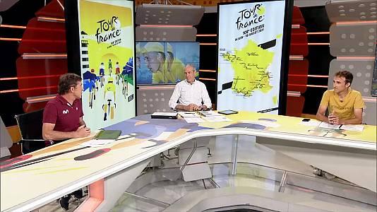 Programa Tour de Francia - 07/07/21