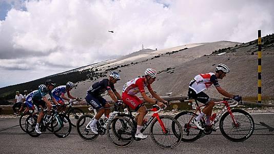 Tour de Francia. Etapa 11: Sorgues - Malaucene