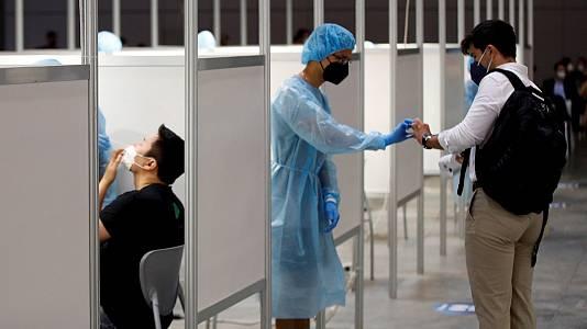Sanidad podrá a disposición de las comunidades 5 millones de test de antígenos