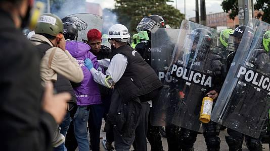 La CIDH concluye que el Gobierno colombiano usó fuerza letal en las protestas