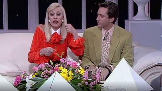 A las 8 con Raffaella - 24/2/1994