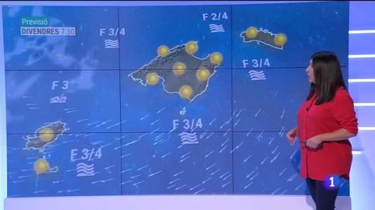 El temps a les Illes Balears - 08/07/21