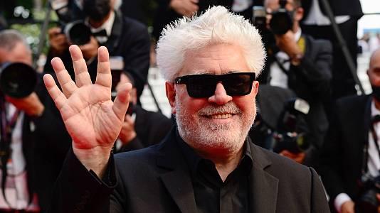 Hablamos con Pedro Almodóvar, en Cannes, sobre su próxima película: 'Madres paralelas'