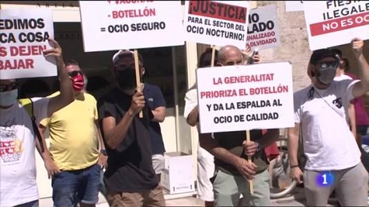 L'Informatiu Comunitat Valenciana 2 - 08/07/21