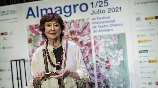 Julieta Serrano, XXI Premio Corral de Comedias