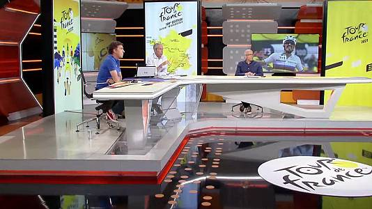 Programa Tour de Francia - 08/07/21