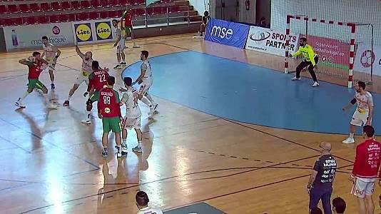 Encuentro selección masc. preparación JJ.OO: Portugal-España
