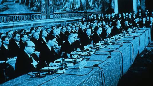 Entre bastidores del Tratado de Roma