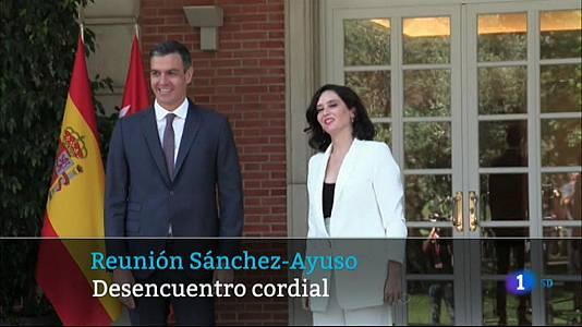 Informativo de Madrid 2    09/07/2021
