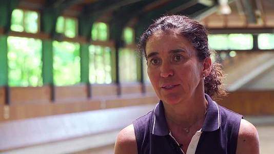 Beatriz Ferrer Salat; Medallista en la categoría de doma