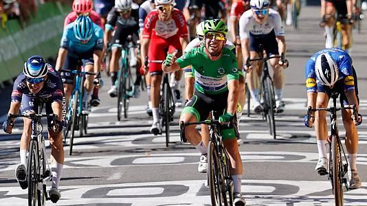 Tour 2021 | Cavendish gana su cuarta etapa e iguala el récord de Merckx
