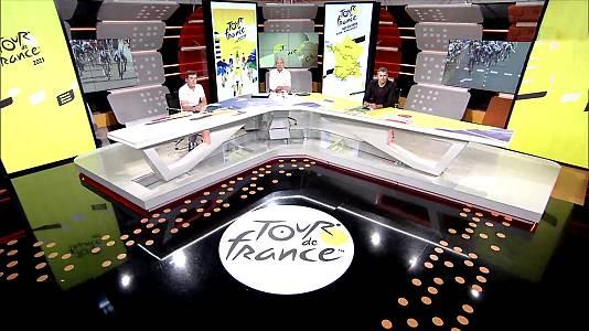 Programa Tour de Francia - 10/07/21