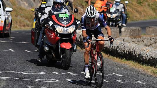Tour de Francia. Etapa 14: Carcassone - Quillan