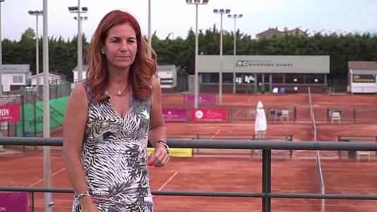 Arantxa Sánchez Vicario; cuádruple medallista en tenis