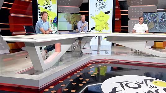 Programa Tour de Francia - 11/07/21