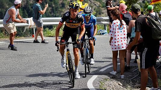 Tour de Francia. Etapa 15: Ceret - Andorra La Vella
