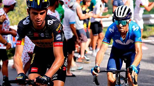 Kuss deja a Valverde sin triunfo en Andorra