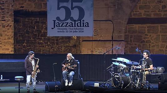 55º Jazzaldia: Benavent, Di Geraldo, Pardo