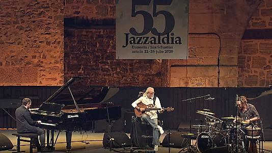 55º Jazzaldia: Carles Benavent Trio