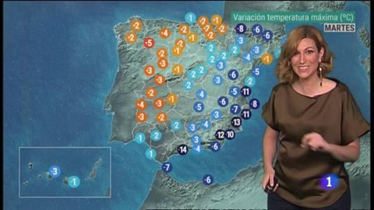 El Tiempo en la Comunitat Valenciana - 12/07/21