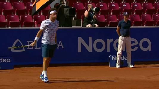 ATP 250 Torneo Bastad: R. Gasquet - M. Cecchinato