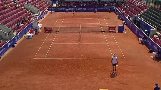 ATP 250 Torneo Bastad: P. Cuevas - N. Gombos