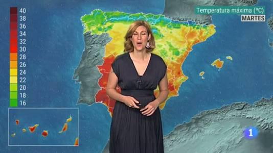 El tiempo en Castilla-La Mancha - 13/07/2021