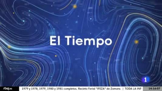 El tiempo en Castilla y León - 13/07/21