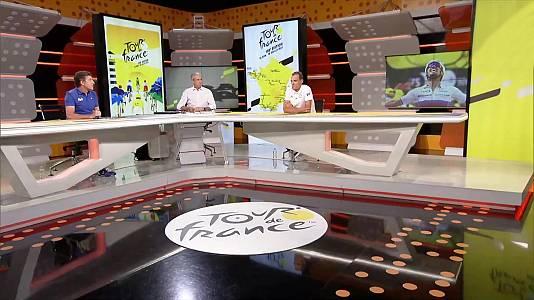 Programa Tour de Francia - 13/07/21