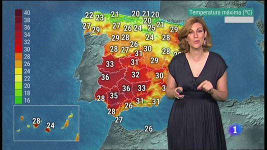 El Tiempo en la Comunitat Valenciana - 13/07/21