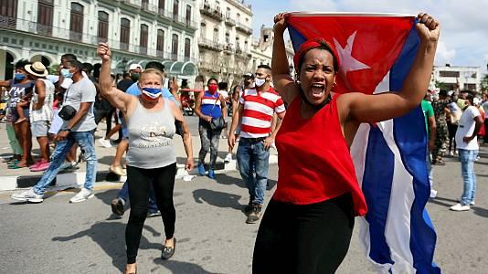 """Rogelio Núñez (Real Instituto Elcano): """"Las protestas en Cuba están marcando el fin de una época"""""""