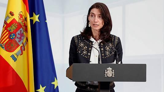 """La ministra de Justicia defiende el estado de alarma: """"El deber del Gobierno era tomar medidas inmediatas"""""""