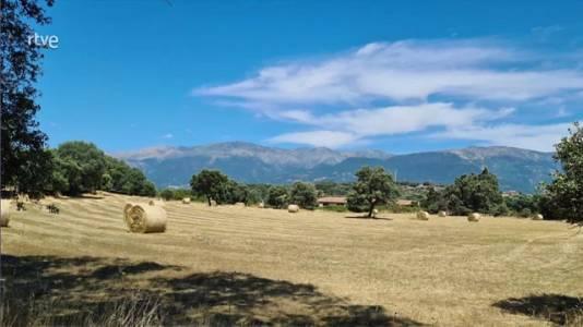 Nuboso o cubierto con lluvias en el Cantábrico oriental y norte de Navarra, que se podrían extender, de forma más débil y dispersa, al resto del extremo norte peninsular