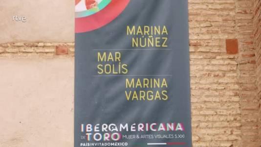 Iberoamericana de Toro:Mujer y artes visuales del siglo XXI