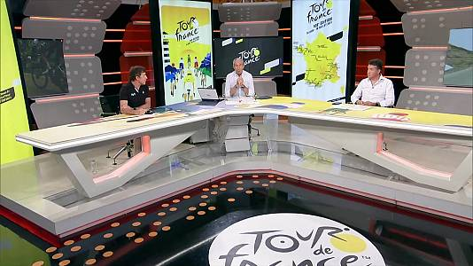 Programa Tour de Francia - 15/07/21