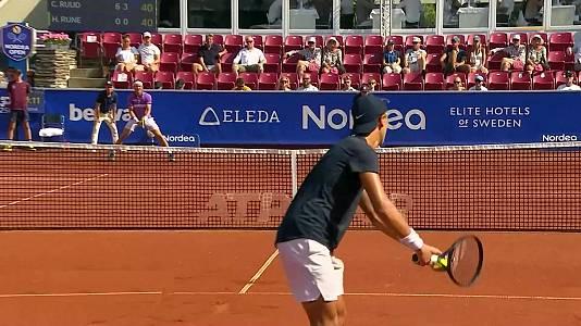ATP 250 Torneo Bastad: C. Ruud - H. Rune