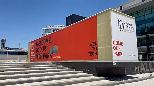 Málaga TechPark y ThinkPad X12