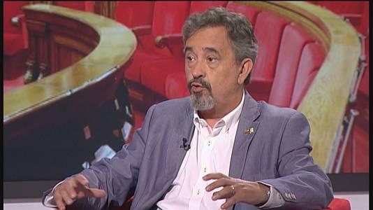 Aquí Parlem - Entrevista a Josep Maria Reniu, senador (ERC)