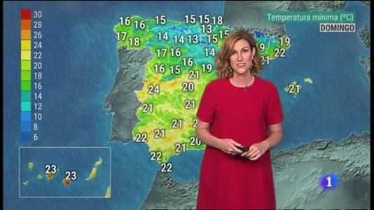 El Tiempo en la Comunitat Valenciana - 16/07/21