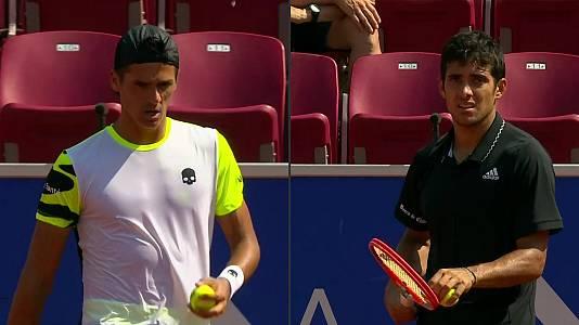 ATP 250 Torneo Bastad, 1/4 final: F. Coria - C. Garin