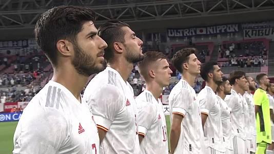 Encuentro amistoso Selección Olímpica: Japón - España