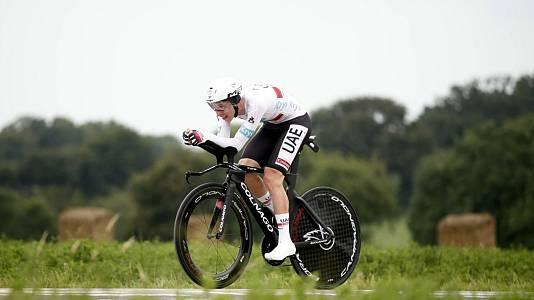 Tour de Francia. Etapa 20: Libourne - Saint Emilion