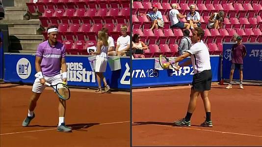 ATP 250 Torneo Bastad, 2ª semifinal: C. Ruud - R. Carballés