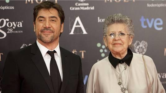 Pilar Bardem, adiós a la matriarca de la saga Bardem